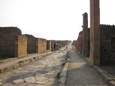 From my summer in Europe - amazing Pompeii