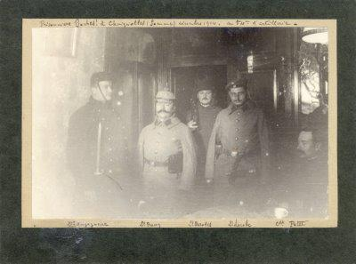 The French Connection - Photographs of World War 1