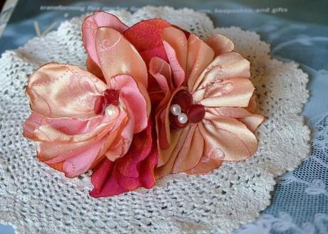 Vintage Inspired Flowers