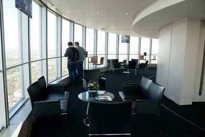 Inside BT Tower