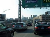 Shadows Long Island Expressway