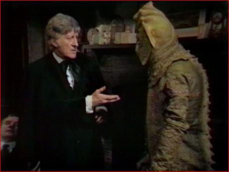 "Review #2442: Classic Doctor Who: ""Doctor Who and the Silurians"""