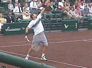 More Fun At The U.S. Men's Clay Courts!