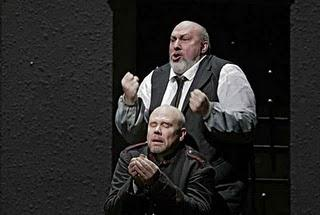Opera Review: The Bloody Return of James Levine