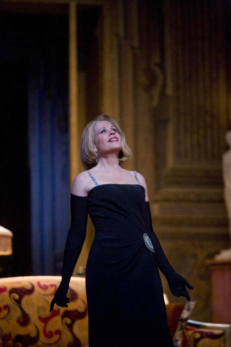 Opera Review: First the Words, then the Diva