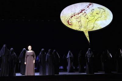 Opera Review: Three Faces of the Void