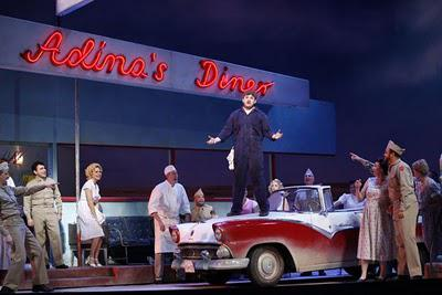 Opera Review: The Finer Diner