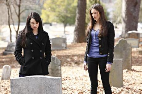 "Review #2444: The Vampire Diaries 2.17: ""Know Thy Enemy"""