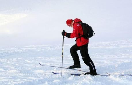 North Pole 2011: Update On Prince Harry