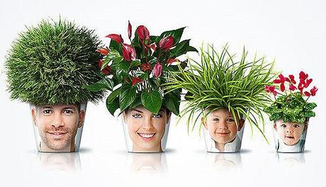 Funny And Creative Flower Pots