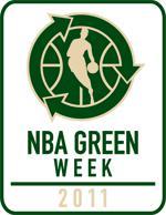NBA Green Week 2011 Coming to a Close