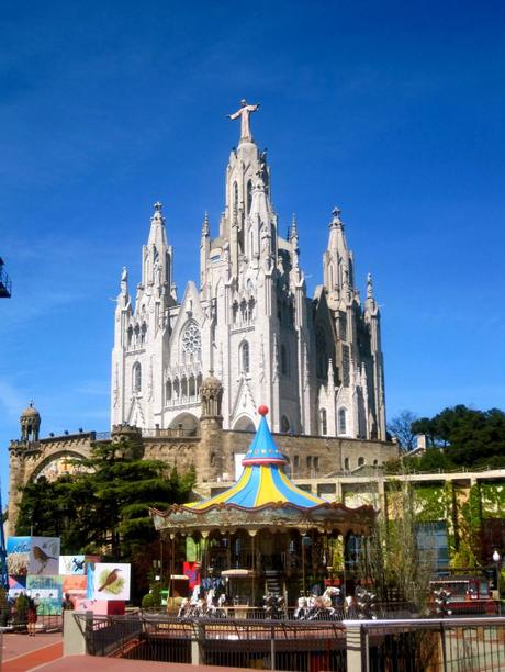 Tibidabo: The Most Overrated Place in Barcelona