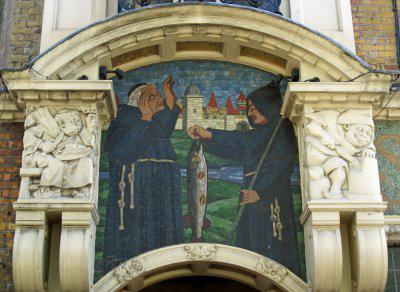 From the archives: the Black Friar