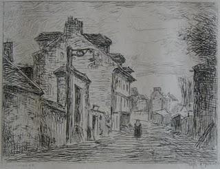 Edouard Daliphard - a lost Impressionist?