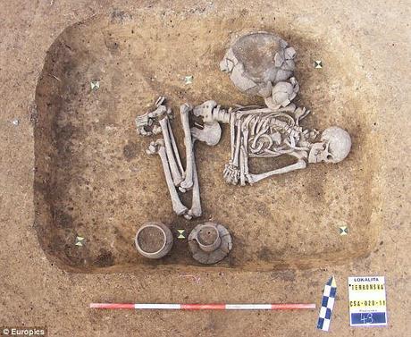 Gay Cavemen & Buried Shamans
