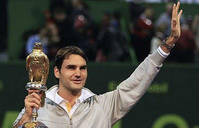 Federer Wins First Title of 2011