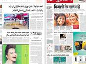 Garcia Media Projects Launch Tuesday: Nahar (Lebanon), Hindustan (India)