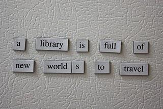 Monday Meme: The Daily Dose...National Library Week