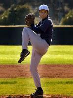 Pitchers and the set position