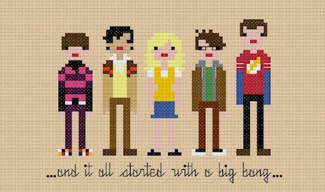 Cross-Stitching For Geeks