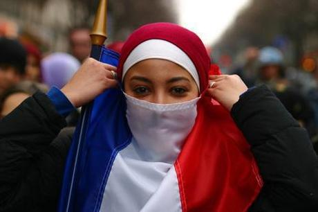 French Burqa Ban is Anti-Woman and Anti-Freedom