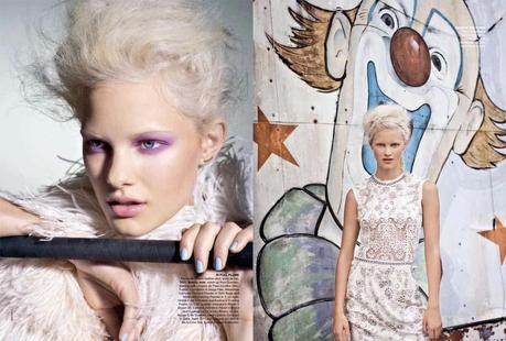 VogueAustrailia Hot Makeup: Vogue Austrailia by Max Doyle