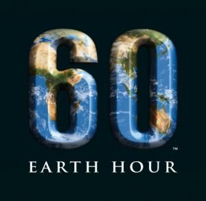 earthhourlogo 300x293 Earth Hour: The Earth Needs Some Beauty Sleep