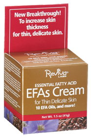 Reviva Labs EFAs Cream Review: Reviva Labs