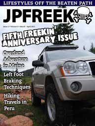 JPFreek Celebrates Fifth Anniversary!