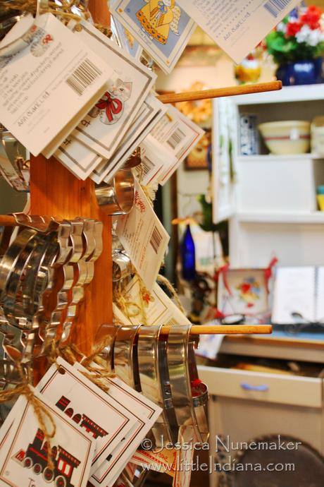 Edinburgh, Indiana: Step Back in Time Antique Shop