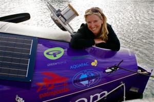 Ocean Rowing: Roz Prepares To Row Another Ocean
