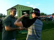 Rory McIlroy Meets Shane McMahon