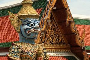 traveling the world, photo of  bangkok