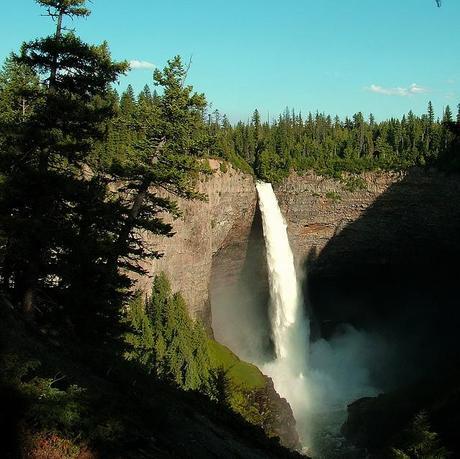 Canadian adventure - wells gray provincial park