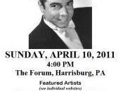 Mario Lanza Tribute Showcase Pennsylvania Tenors