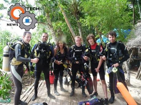 Tech News: Underwater Filming