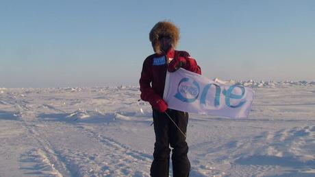 North Pole 2011: Parker Liautaud Completes North Pole Expedition