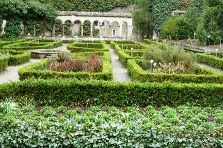 All Saints Herb Garden in Schaffhausen