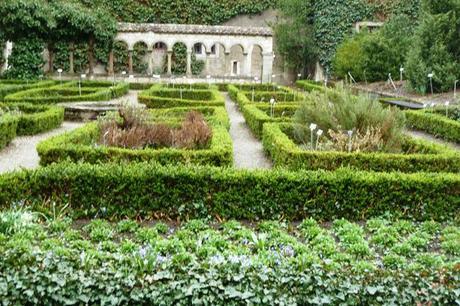 All Saints Herb Garden in Schaffhausen