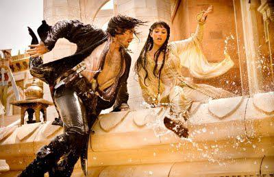 Mad Movie Monday - Sand, Hair and Spaceman Balls