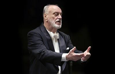Kurt Masur Suffers Eye Infection: Will Still Conduct