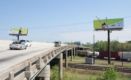 Highway Tennis Billboards