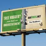 Beard-sporting Tree-hugging Hippy AAA Tree Experts