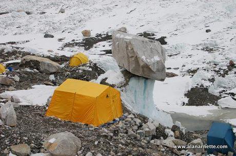 Himalaya 2011:  Puja Done, Time To Climb!