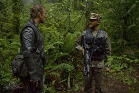 """Review #2453: Stargate Universe 2.16: """"The Hunt"""""""