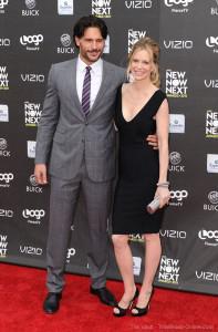 Videos: Joe Manganiello and Kristin Bauer at Logo NewNowNext Awards