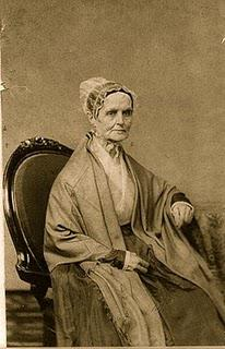 Guest Blogger: Sally Mott Freeman on Lucretia Mott, America's first feminist.