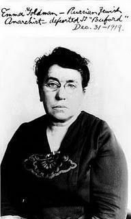 Emma Goldman, Part II: The Trial