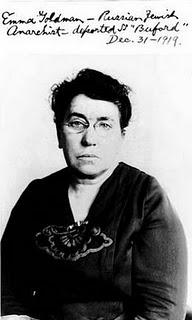 Emma Goldman, Part II: The Trial