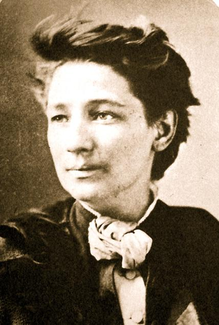 Victoria Woodhull -- Speaking out for Free Love; going to jail.